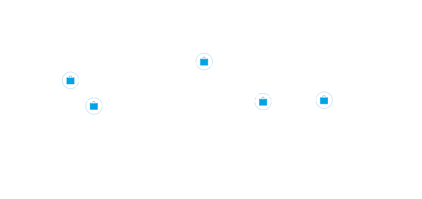 5 Regional Offices around the World