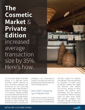 The Cosmetic Market & Private Edition