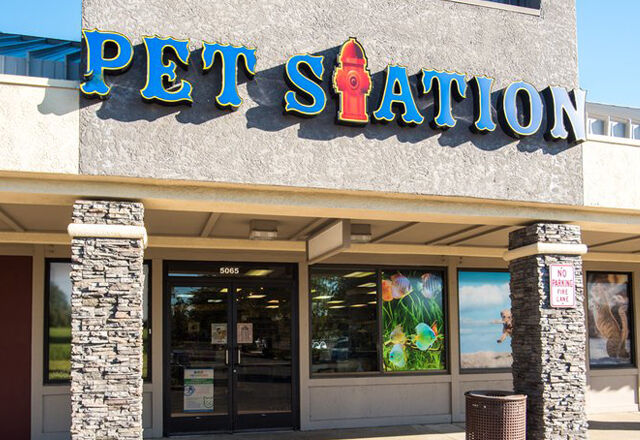 Pet Station Store Front